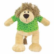 Pelúcia Leão Bruce - Leãozinho - Soft Toys