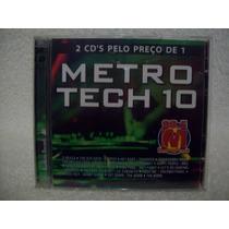 Cd Duplo Metro Tech 10
