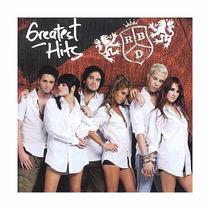Cd Rbd - Greatest Hits (lacrado) Rebelde Anahi Dulce Maria