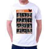 Camiseta Litchfield Federal Prison Orange is the new black