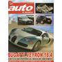 Auto & Técnica Nº92 (bugatti Veyron Crossover Cherokee Chip)