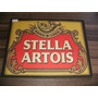 Placa Decorativa Stella Artois