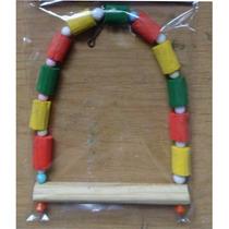 Brinquedos Para Caturrita,periquitos E Calopsitas 50 Peças