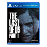 The Last Of Us Part 2 Midia Fisica Pronta Entrega Pt-br + Nf