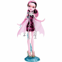 Monster High Assombrada Draculaura Da Mattel