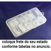 Forma Molde P/ Unha Gel/acrilico/acrigel 11tam 110pcs