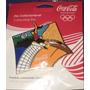 Pin Coca Cola 13° Dia - Garrafa Olímpica Rio 2016