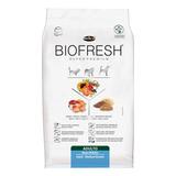Ração Biofresh Super Premium Cachorro Adulto Raça Média Carne/frutas/vegetais 12kg