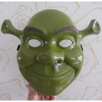 Shurek Máscara Fantasia Carnaval 48,00 Frete Grátis
