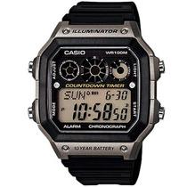 Relógio Casio Masculino Ae-1300wh-8avdf