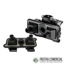 Bobina De Ignição Audi A4 Vw Passat 1.8 Aspirado +cabos