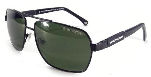 Oculos De Sol Masculino Ea3074 Armani Premium Polarizado f89d545b8c