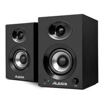 Caixas Acústicas Monitor Alesis Elevate 3 Usada Amplificadas