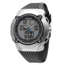 Relógio Mormaii Anadigi Y11102/8p Oferta Garantia E Nf