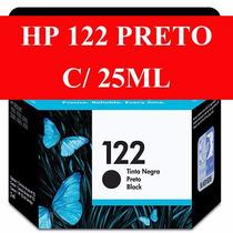 Cartucho Hp 122 Preto 1000 2000 2050 3050 Original 25ml