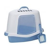 Banheiro Para Gatos Sanitario Triangular Com Filtro