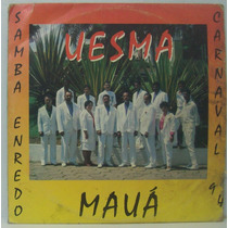 Lp Sambas Enredo Carnaval 94 Uesma - Maua - Wrm