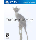 The Last Guardian Ps4 Psn Original 1 + 2 Conta Full