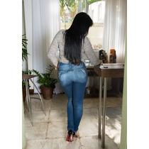 a69782ad7 Busca Calca jeans com bojo com os melhores preços do Brasil ...