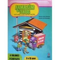 Armazem De Textos - Leitura E Interpretação - 9 E 10 Anos