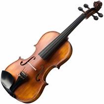 Violino Michael Vnm49 4/4 C/ Estojo - Garantia De 3 Meses