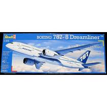 Avião Comercial Boeing 787 - 8 Dreamliner - Kit 1/144 Revell