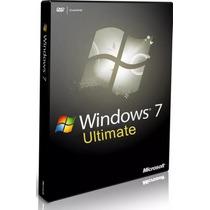 Windows 7 Ultimate 32/64 Bits Serial Chave Key - 2 Pcs