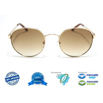 Óculos De Sol Feminino Redondo Guess 7363