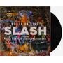 Lp Vinil Slash World On Fire Duplo Novo Lacrado Importado