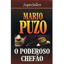 Livro O Pederoso Chefão Mario Puzo Editora Supersellers C