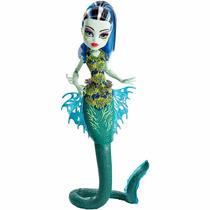 Monster High - A Assustadora Barreira De Coral Frankie Stein