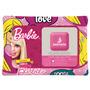 Travesseiro Infantil Barbie - 45x65 Cm - Santista