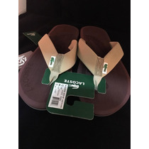 Chinelo Lacost Original Top