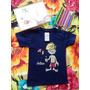 Camiseta Infantil Surfista Importada Pronta Entrega! Liquida