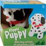 Walking Toy Dog - Lançando Filhote De Cachorro Barks Senta