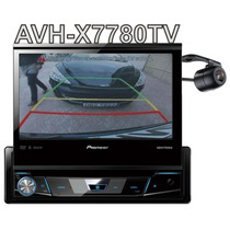 Dvd Player Pioneer Retrátil Avh-7580bt Mixtrax Bluetooth Usb