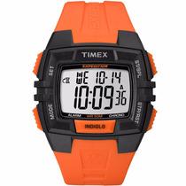 Relógio Timex Masculino Expedition T49902wkl/tn Laranja