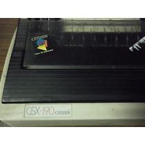 Impressora Matricial Citizen Gsx-190 - 100% Garantia