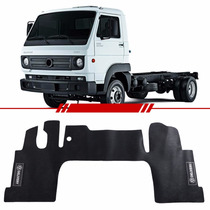 Tapete Inteiriço De Pvc Caminhão Volkswagen Delivery Logo Vi