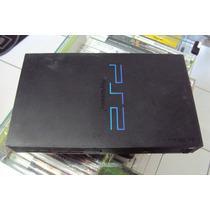 Playstation 2 Ps2 Tijolão Scph 50000 Leia O Anuncio!