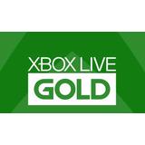 Xbox Live Gold 12 Meses - Codigo 25 Digitos - Xbox One!