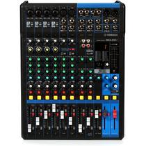 Mesa De Som 12 Canais Yamaha Mg12xu