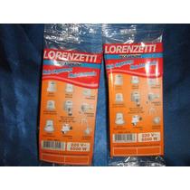 Kit C/ 10 Resistência Maxi-ducha 5500w 220v Lorenzetti