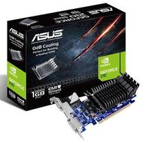Placa Video Geforce Gt210 1 Gb Ddr3 64b Asus En210 Silent