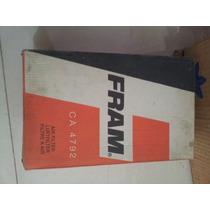 Filtro Ar Motor Fram Ca4792 Monza 500 Ef Inj Elétrica 90/91