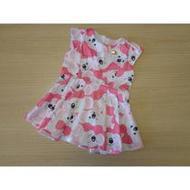 Vestido Lilica Ripilica Baby Original Estampado Rosa