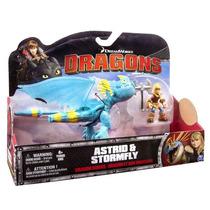 1071 Ctosd Montadores De Dragões Astrid & Stormfly