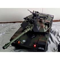 Tanque De Guerra,com Controle Remoto,atira De Verdade !!!