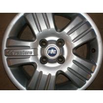 Roda Fiat Doblo Adventure Aro 15 Original