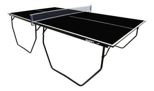 Mesa De Ping Pong Klopf 1087 Preta